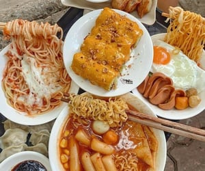 delicious, eating, and food image