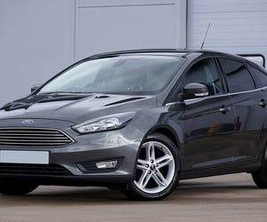 ford and focus image