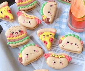 Cookies, food, and kawaii image