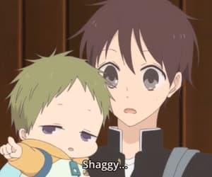 anime, anime boy, and gakuen babysitters image