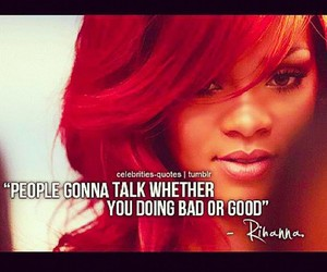 quote and rihanna image