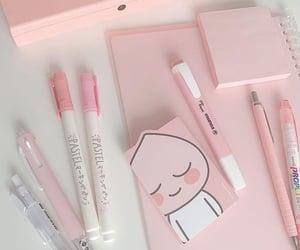 pink, aesthetic, and korea image