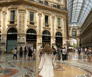 adventure, fashion, and italy image