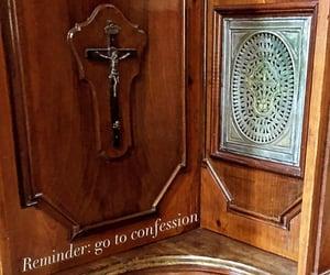Catholic, sins, and sacraments image