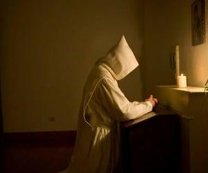 Catholic, meditation, and monk image