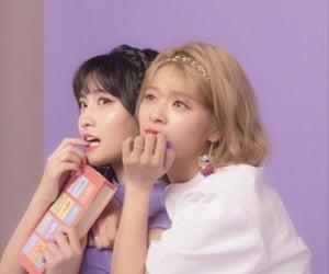 twice, momo, and kpop image