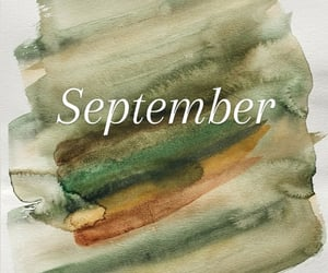 adore, hello, and September image