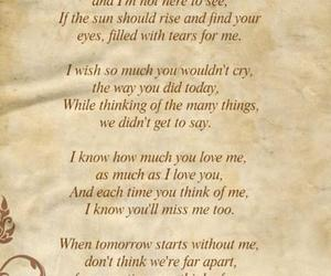 heaven, Letter, and miss you dad! image