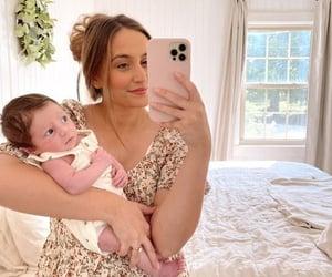 baby, beautiful, and make up image