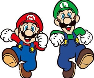 super mario and super mario bros image