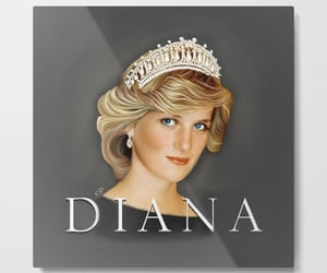 princess diana, prince william, and british royalty image