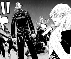 manga, tokyo revengers, and draken image