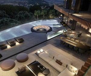 aesthetic, backyard, and comfy image