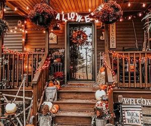 Halloween, autumn, and kids image