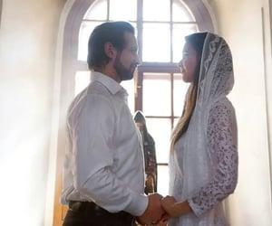 bride, Catholic, and catholicism image