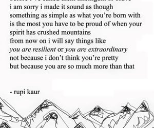rupi kaur and i'm sorry image