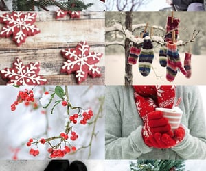christmas, ginny weasley, and ron weasley image
