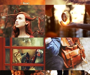 autumn, hermione granger, and my edit image