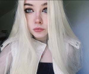 aesthetic, alt girl, and blonde image