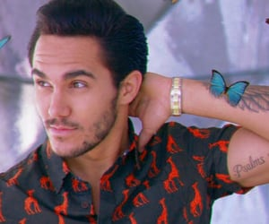 handsome, big time rush, and carlos pena  image