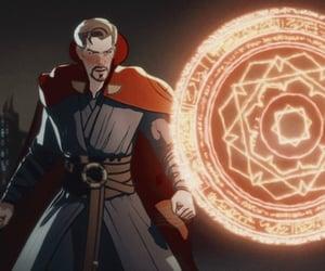 header, doctor strange, and Marvel image