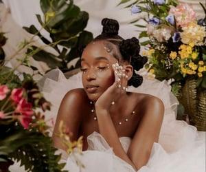 beauty, black girls, and black women image