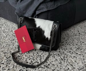 aesthetic, YSL, and Yves Saint Laurent image