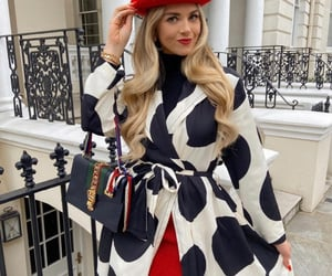 beret, fashionable, and girly image
