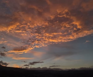 atardecer, colores, and sol image