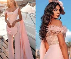 vestido de fiesta, 2022 evening dresses, and jumpsuit for women image