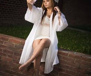 girl, highschool, and vibes image