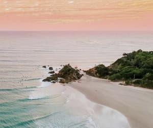 australia, surf, and travel image