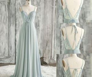 bridesmaid dresses long image