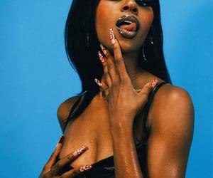 beauty, dj, and black beauty image