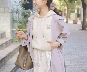 fashion, japan, and modest image