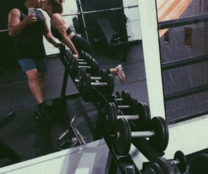boyfriend, gym, and novios image