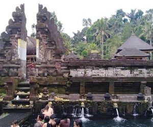 bali, asia, and culture image