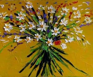 art for sale, daisy flowers, and daisy art image