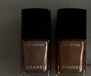 beauty, chanel, and nail polish image