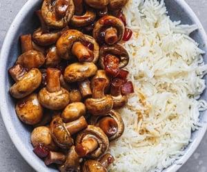 food, breakfast, and dinner image