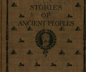 ancient, anthropology, and bibliophile image