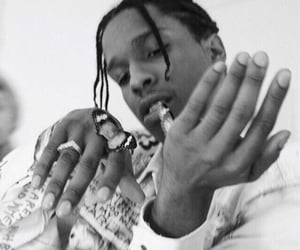 background, wallpapers, and a$ap rocky image