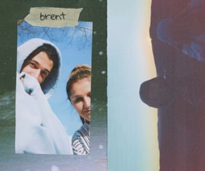 album, brent, and indie image