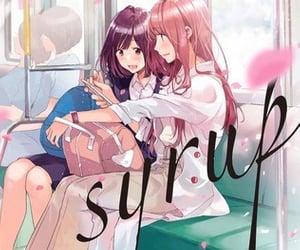 manga, syrup, and манга image