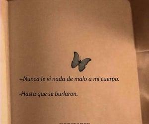 tristeza, frases en español, and amor propio image