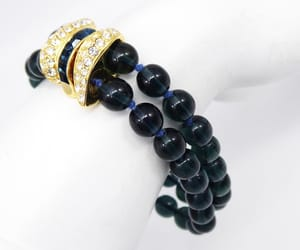 rare, sapphire blue, and nolan miller jewelry image