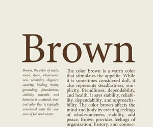 brown, quotes, and aesthetic image