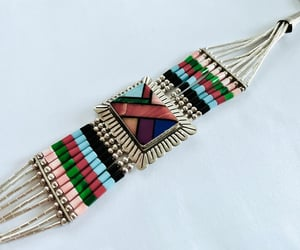 etsy, handcrafted, and native american image