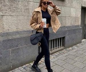 bag, blogger, and jacket image