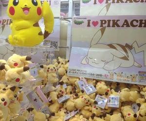 core, pikachu, and pokemon image